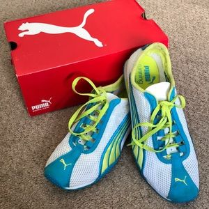 Puma running H-Street sneakers with box